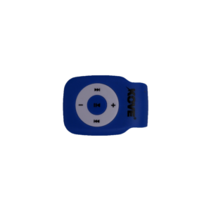 Lecteur MP3 bleu kove