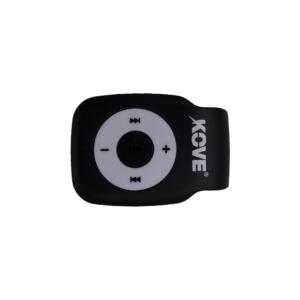 Lecteur MP3 noir Kove