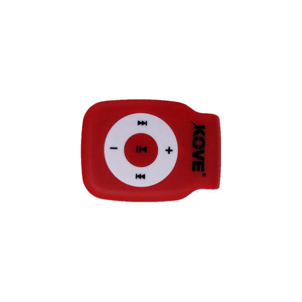 LECTEUR MP3 K117 ROUGE KOVE