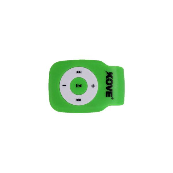 LECTEUR MP3 K117 VERT KOVE