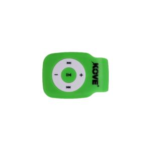 Lecteur MP3 vert kove